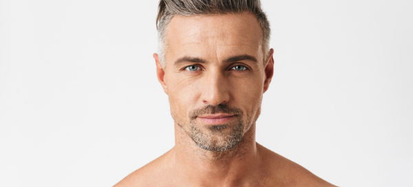 Men's -grooming-is-important. Men's facials, using sunscreen, and even shaving can all impact the skin in a postive way.